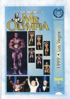 1999 Mr. Olympia (DVD)