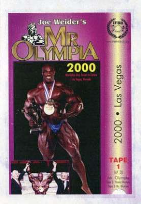 2000 Mr. Olympia (DVD)