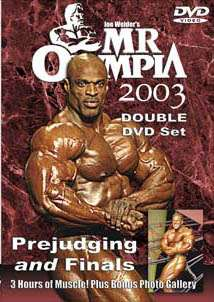 2003 Mr. Olympia (DVD)