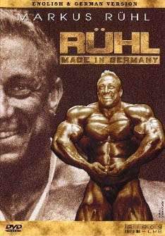 Markus Ruhl - Made in Germany (DVD)