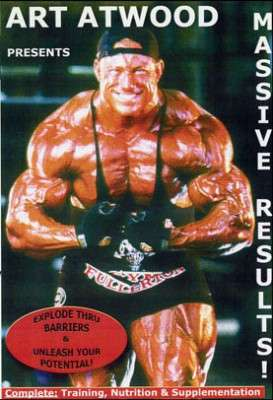 Art Atwood - Massive Results (DVD)