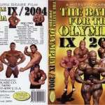 The Battle for the Olympia 2004 (DVD)
