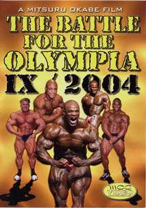 Battle for the Olympia 2004 (DVD)