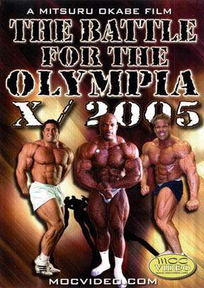 The Battle for the Olympia 2005 (DVD)