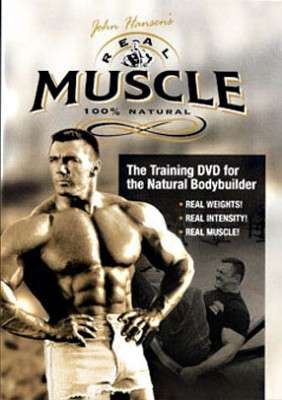 John Hansen's Real Muscle (DVD)