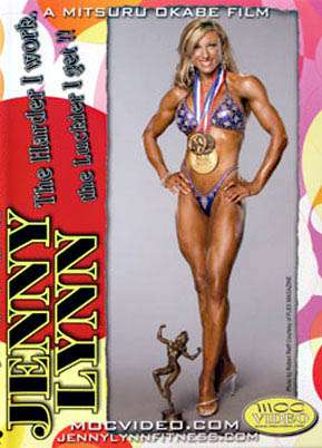 Jenny Lynn - The Harder I Work The Luckier I Get (DVD)