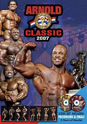 2007 Arnold Classic (DVD)