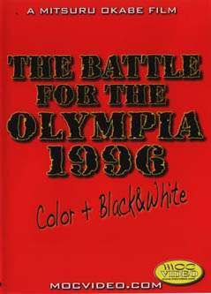 The Battle for the Olympia 1996 (DVD)