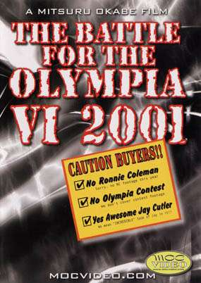 The Battle for the Olympia 2001