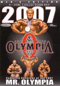 2007 Mr. Olympia (DVD)