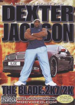 Dexter Jackson: The Blade (DVD)