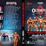2008 Mr. Olympia (DVD)