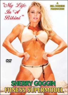 Sherry Goggin Fitness Super Model (DVD)