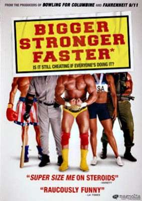Bigger Stronger Faster (DVD)