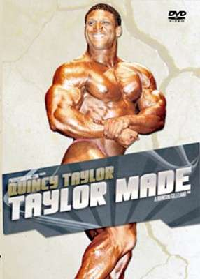 Quincy Taylor - Taylor Made (DVD)