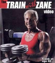 Train with Zane (DVD)