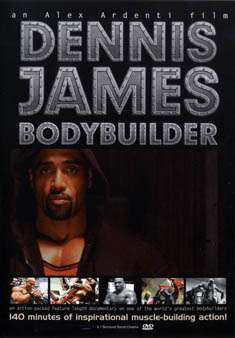 Dennis James - Bodybuilder (DVD)