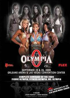 2009 Olympia - Women (DVD)