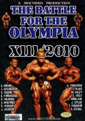 The Battle for the Olympia 2010 (DVD)
