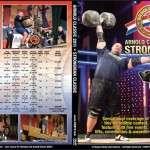 2011 Arnold Classic Strongman (DVD)