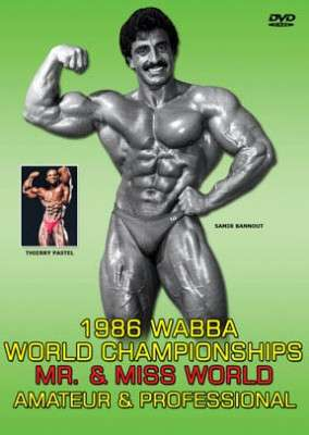 1986 WABBA World Championships (DVD)