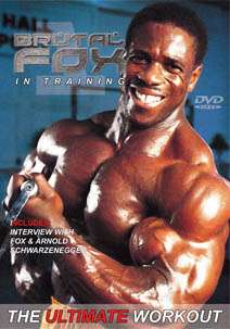 Brutal Fox in Training (DVD)