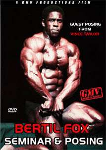 Bertil Fox Seminar plus Posing (DVD)