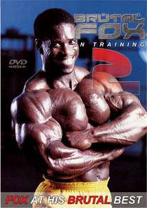 Brutal Fox in Training 2 (DVD)