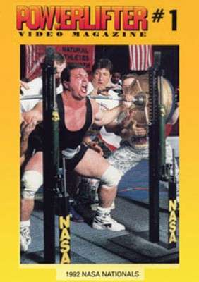 Powerlifter Video Magazine 1 (DVD)