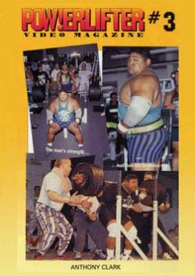 Powerlifter Video Magazine 3 (DVD)