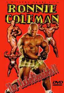 Ronnie Coleman - Unbelievable (DVD)