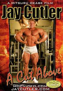 Jay Cutler - A Cut Above (DVD)