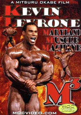 Kevin Levrone - Maryland Muscle Machine