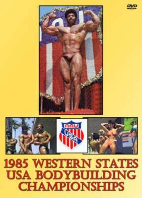 1985 Western States USA Championships (DVD)