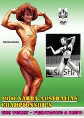 1990 NABBA Australia: Women (DVD)