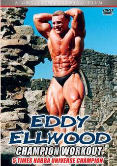 Eddy Ellwood - Champion Workout (DVD)