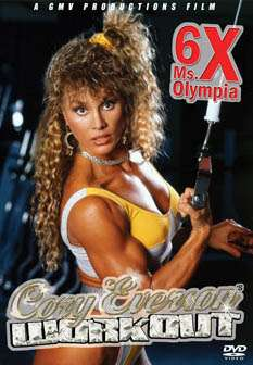 Cory Everson's Workout (DVD)