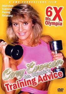 Cory Everson: Ms. Olympia's Training Advice and Posing (DVD)