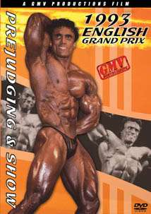 1993 IFBB English Grand Prix (DVD)