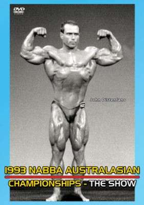 1993 NABBA Australasia: The Show (DVD)