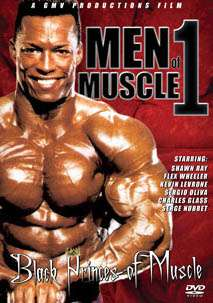 Men of Muscle # 1 (DVD)