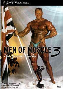 Men of Muscle # 3 (DVD)