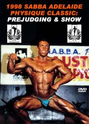 1998 SABBA Adelaide Physique Classic (DVD)
