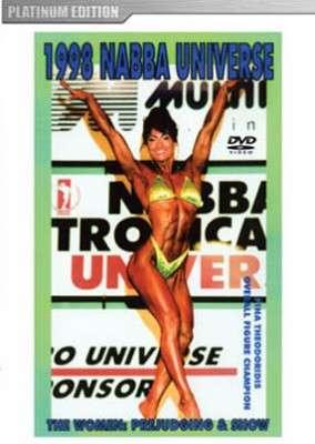 1998 NABBA Universe Women (DVD)