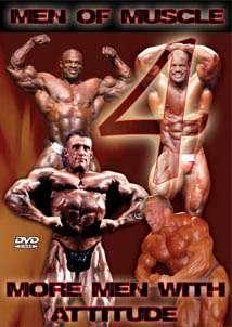 Men of Muscle # 4 (DVD)
