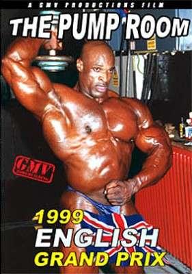 1999 IFBB English Grand Prix- Pump Room (DVD)