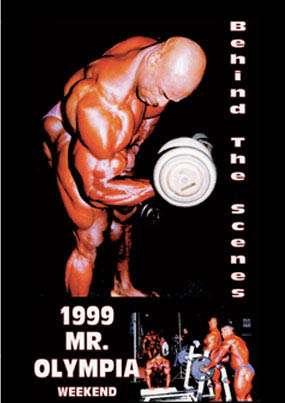 1999 Mr. Olympia Pump Room (DVD)