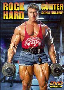 Gunter Schlierkamp - Rock Hard (DVD)