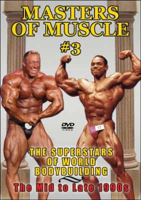 Masters of Muscle # 3 (DVD)