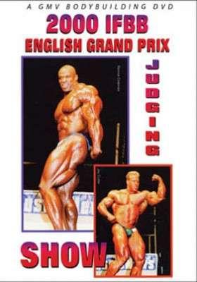 2000 IFBB English Grand Prix (DVD)